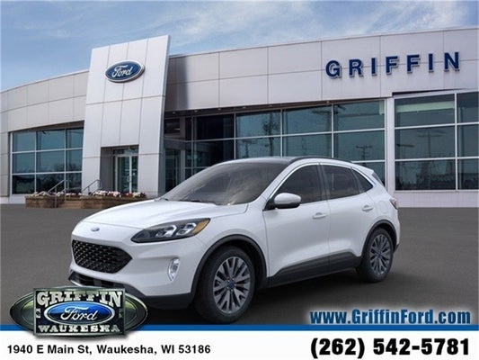 2020 Ford Escape Titanium Hybrid 4x2 In Waukesha Wi Milwaukee