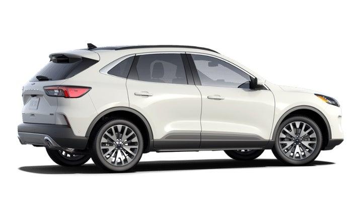 Ford Escape Titanium >> 2020 Ford Escape Titanium